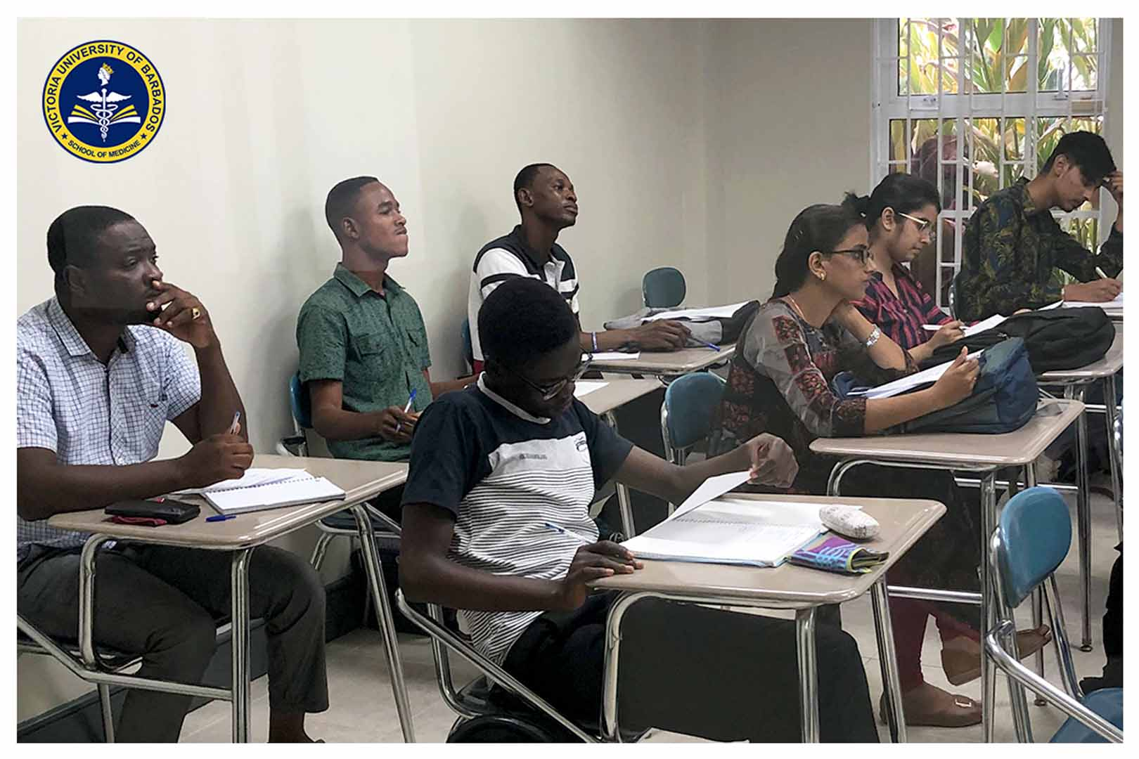 Victoria University of Barbados - MBBS in Barbados - MD Program Nov 2019 - 04